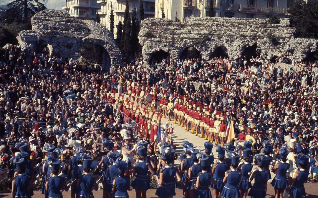 Lundi de Pentecôte (26 mai) 1969 aux Arènes de Cimiez