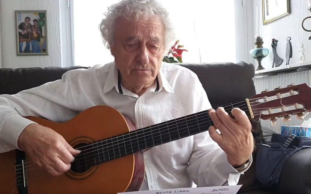 Resta Libre, Albert Tosan – Les Voix de Nice