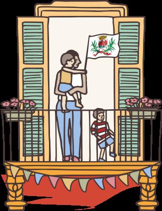 Illustration fenêtre
