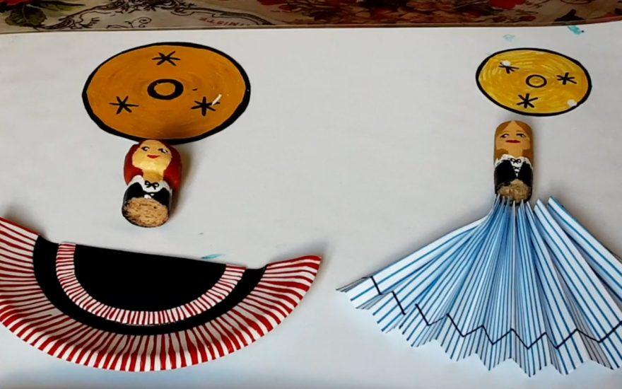 Tuto de fabrication de poupées niçoises