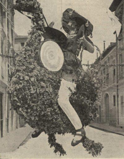 Le mai de la rue Dante (mai 1921)