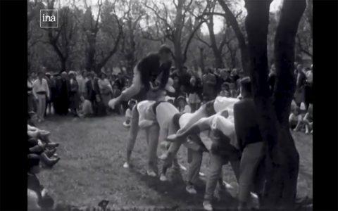 INA – Fête des Mai 1963