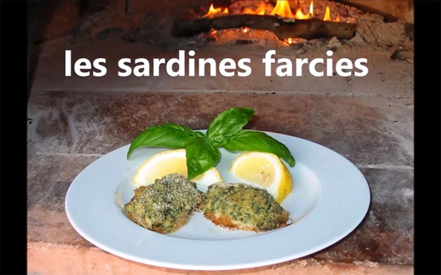 Les sardines farcies / Li sardina farcidi