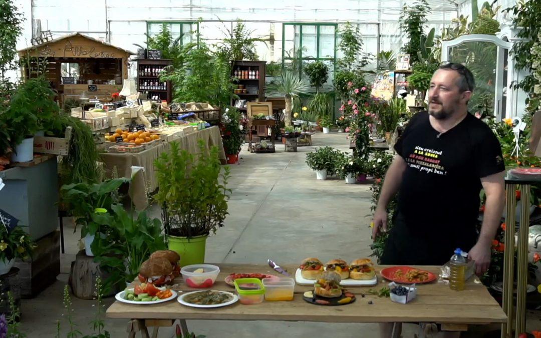 Atelier cuisine niçoise au Jardin des Saveur